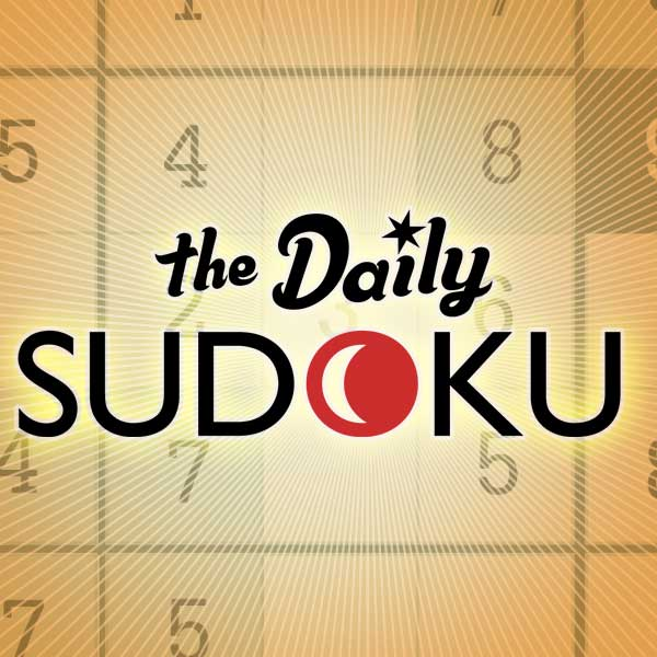 the daily sudoku - free online game | metro news