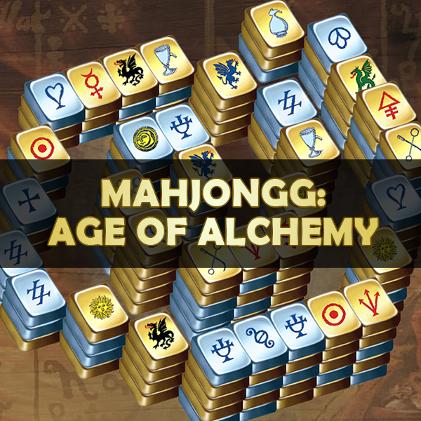Mahjongg: Age of Alchemy