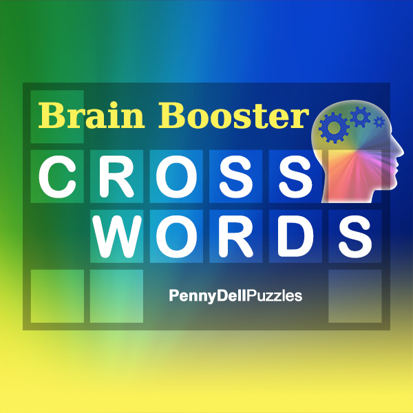Penny Dell Brain Booster Crossword