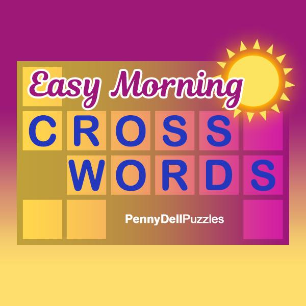 Penny Dell Easy Morning Crossword