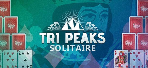 Tri Peaks Solitaire