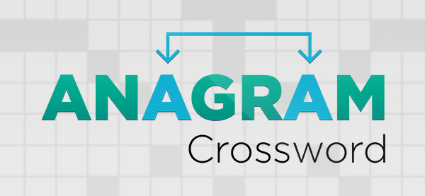 Best Anagram Crossword