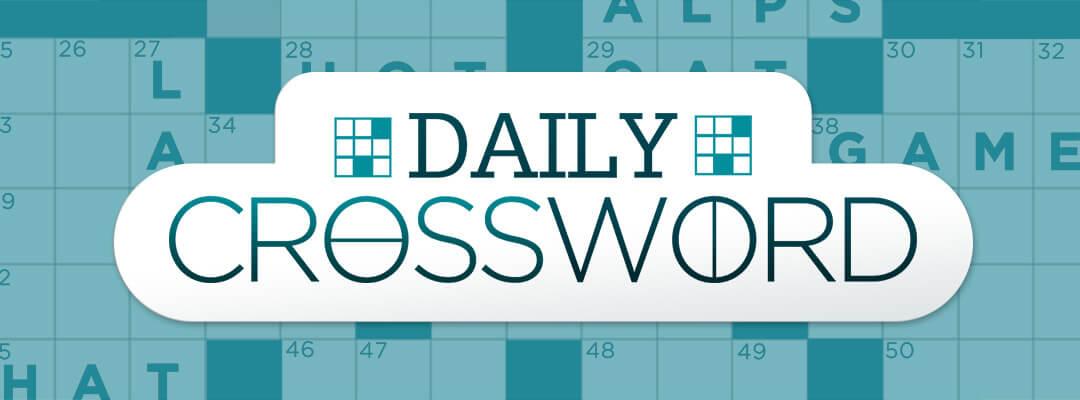 Online dating site crossword