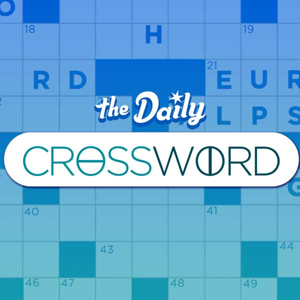Daily Crossword Free Online Game Daily Mail